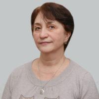 Ушакова Любовь Михайловна